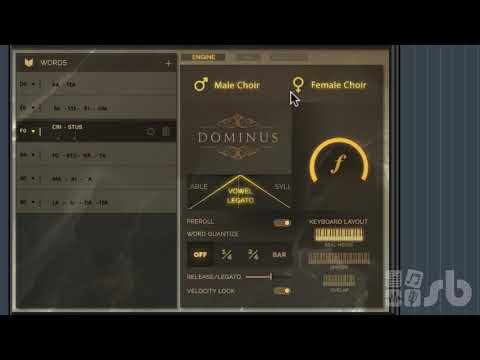 Fluffy Audio - Dominus Choir