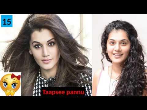 Top 15 bollywood actress without makeup