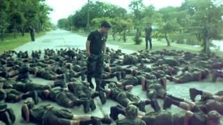 หน่วยฝึกทหารใหม่ค่ายกำแพงเพรชอัครโยธิน ผลัด ๑/๕๑ ตอนที่ ๑