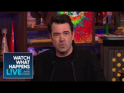Would Ron Livingston Vote For Cynthia Nixon? | WWHL