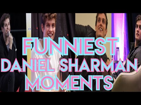 Funniest Daniel Sharman moments!