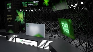 TechCrunch Startup Battle Online 2020/Final Round