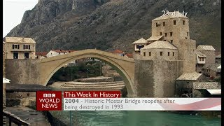 This Week in History - BBC News - (20th - 26th July) 2018