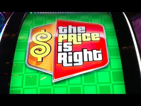 THE PRICE is RIGHT ~ Buffalo ~ Adrenaline Rush ~ LIGHTNING LINK Slot Machine Pokies w Neily777