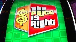 THE PRICE is RIGHT ~ Buffalo ~ Adrenaline Rush ~ LIGHTNING LINK Slot Machine Pokies w Neily777
