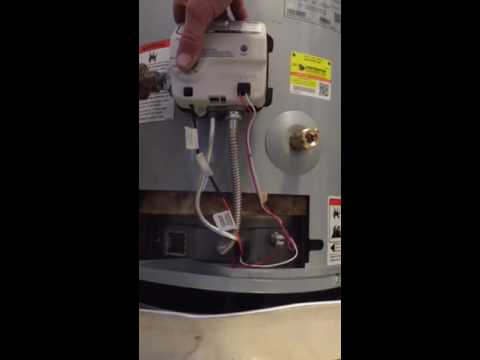 This video shows how to light a State select water heater YouTube