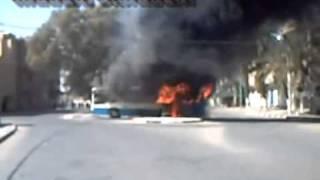 احتجاجات عنيفة في ولاية ورقلة الجزائرية