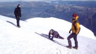 Mont Blanc Frisbee