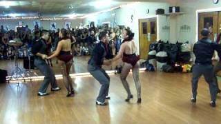 UMDA Performance Colaboration @ Tampa Salsa Slam w/ Island Touch Dance Academy