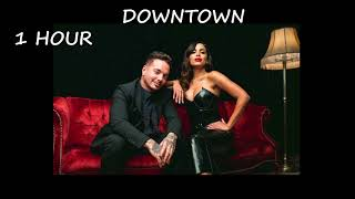 Anitta & J Balvin - Downtown (one hour) 1hour