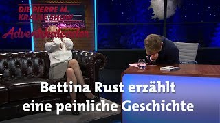 Türchen Nr. 2 Bettina Rust erzählt eine peinliche Geschichte
