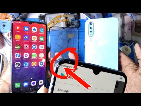 Download Vivo S1 S1Pro Touch Glass Replacement