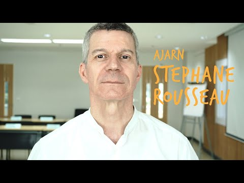 Stephane Rousseau - Lecturer, School of Global Studies at Thammasat