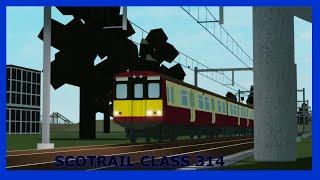 TERMINAL RAILWAYS | SCOTRAIL CLASS 314 | ROBLOX