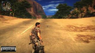 Just Cause 2 Demo Gameplay (PC HD)