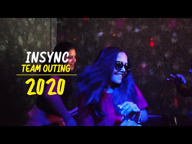 InSync Annual Team Outing 2020 | Corporate Team Bonding and Awards | Country Roads
