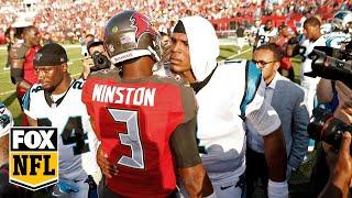 Jameis Winston is the better QB option than Cam Newton right now — Terry Bradshaw   FOX NFL