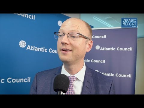 Atlantic Council's Nordenman on Sweden's Exercise Aurora 17, Russia's Response