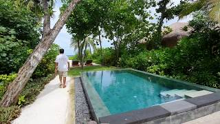 Intercontinental Maldives Resort - Beach Pool Villa