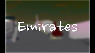 ROBLOX | Emirates Boeing 787 Flight