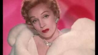 """Marlene Dietrich """"Où vont les fleurs?"""" 1962 (colours 1/3)."""