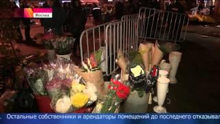 Глобальный снос застроек возле станций метро в Москве