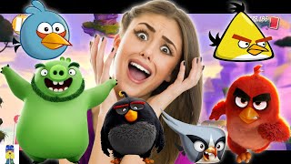 ANGRY BIRDS 2 FLYING MADNESS LIVE