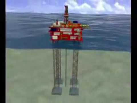 Perforazione Pozzo Petrolio Youtube