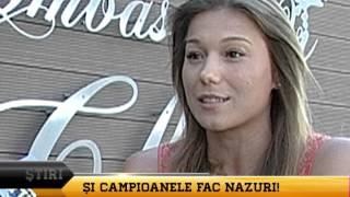 Monica Roșu, campioana olimpică la Atena în 2004, despre marea sa iubire, gimnastica