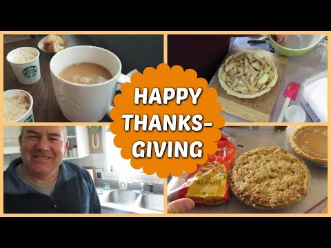 HAPPY THANKSGIVING - VLOGTOBER 2018 - DAY 7