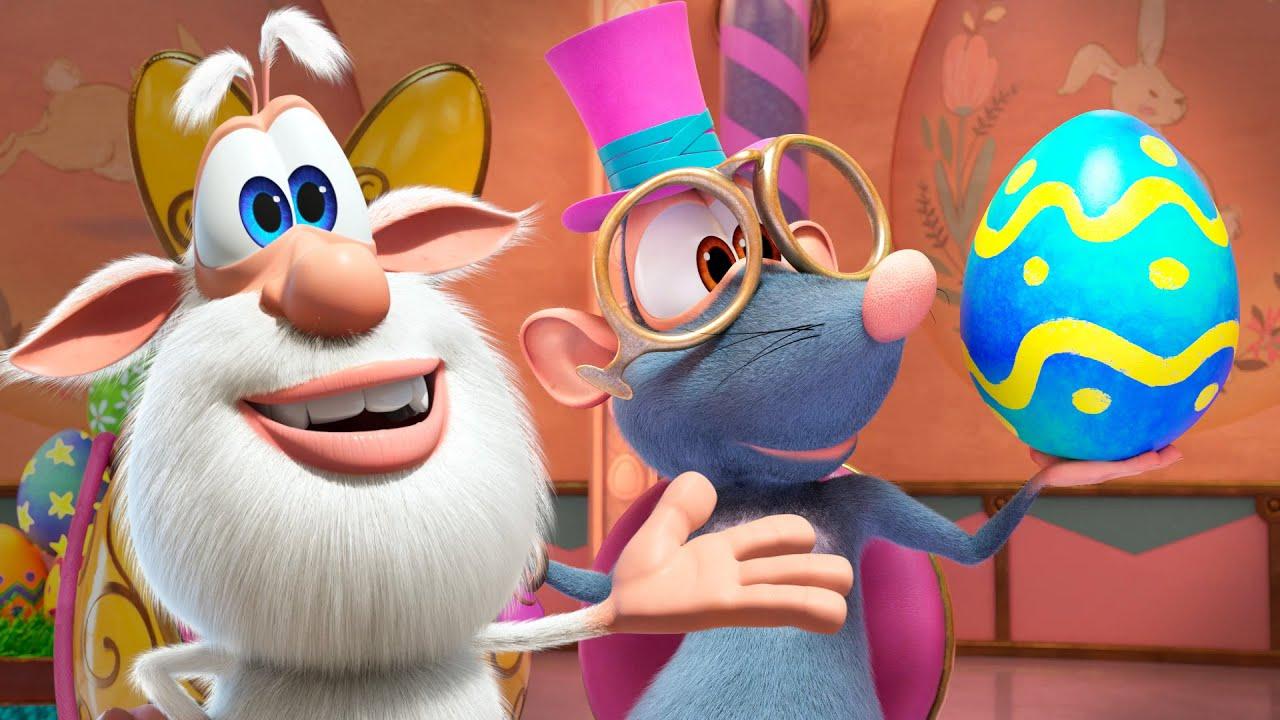 Booba 🥚🐇 Easter Episodes 2021 🐰 Funny cartoons for kids - Booba ToonsTV