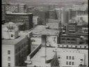 Archive footage of the Twin Cities