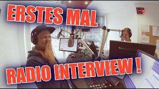 Das erste mal im Radio | ItsMarvin