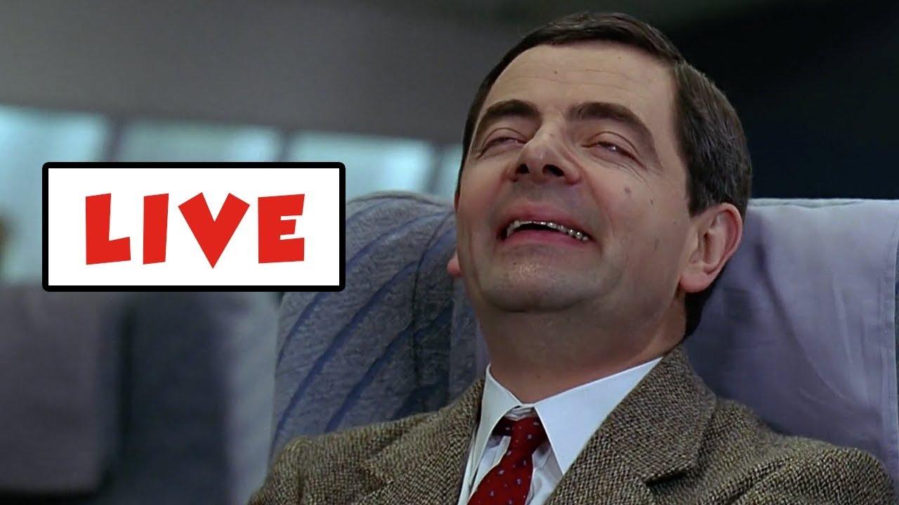 Best Bits of Bean | Live Stream | Mr Bean Official - YouTube