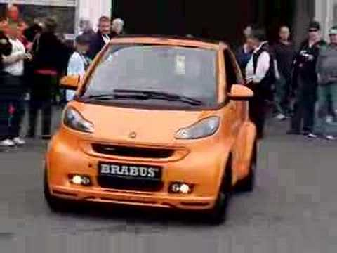 Destination Brooklands 2008 Smart Brabus Ultimate 112 Youtube