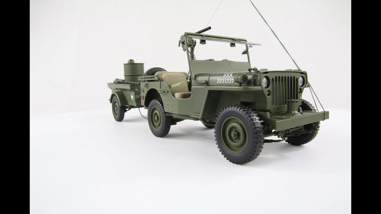 1952 Willys LSX SEMA 2014 - YouTube