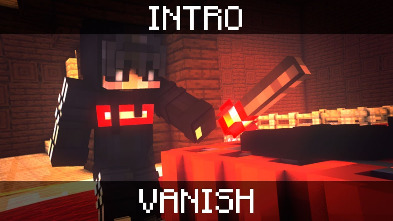 ИНТРО | VANISH by HardMaster [Minecraft Animation]