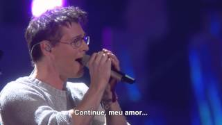 A-ha - Stay On These Roads (Live HD) Legendado em PT- BR