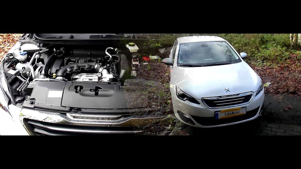 2013 peugeot 308 155 thp 1 6 156hp exhaust engine sound standing youtube. Black Bedroom Furniture Sets. Home Design Ideas
