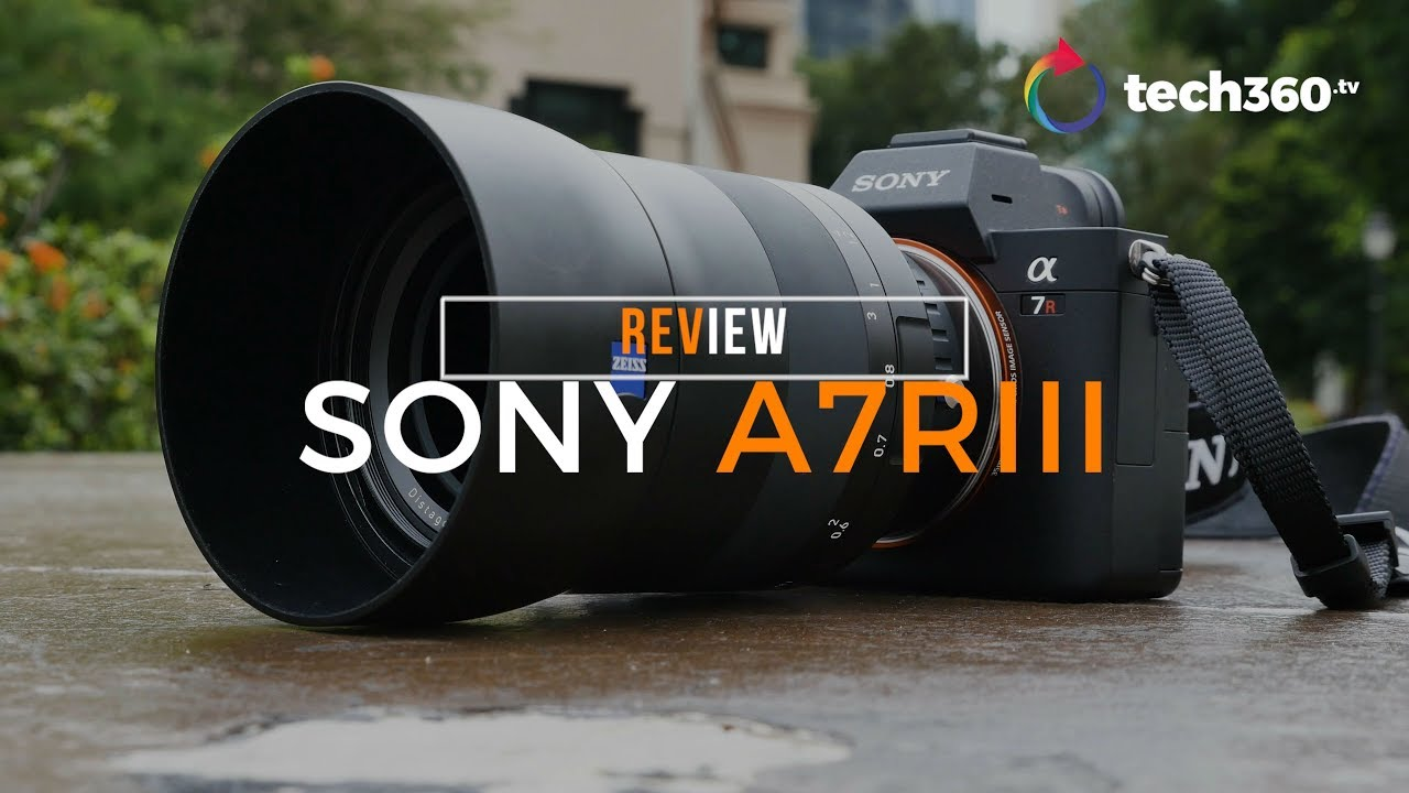 Sony A7R III review (Corrected info below)