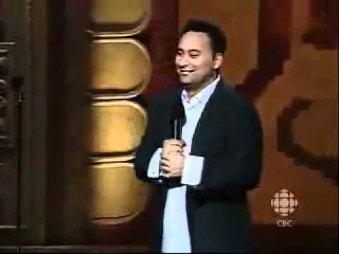 Russell Peters - How to become a Canadian Citizen (Comedy)