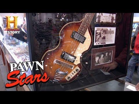 Pawn Stars: Beatlemania Memorabilia | History