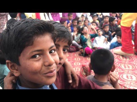 A day with orphan kids | jashn e baharan | sos Village