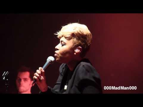 Emeli Sande - Tiger - HD Live at Alhambra, Paris (26 March 2012)