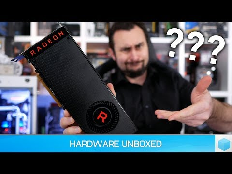 What's Up With The Hardware Unboxed RX Vega Results?