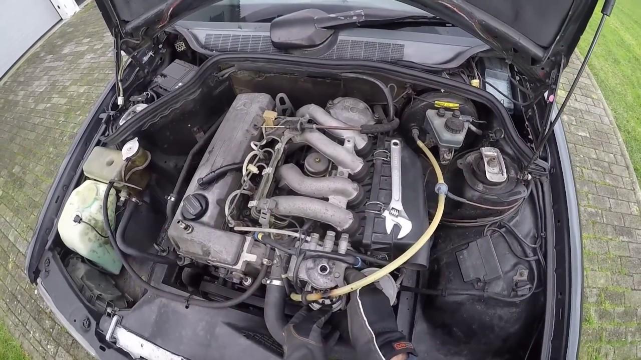 medium resolution of mercedes benz 190d fuel filter replacement