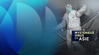L'épidémie du coronavirus s'étend en Asie