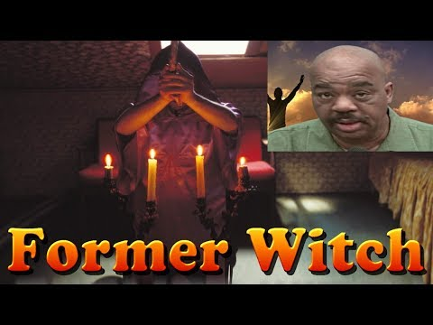 Former Witch speaks of his powers to do evil using Astral Projection, Spells, and Curses