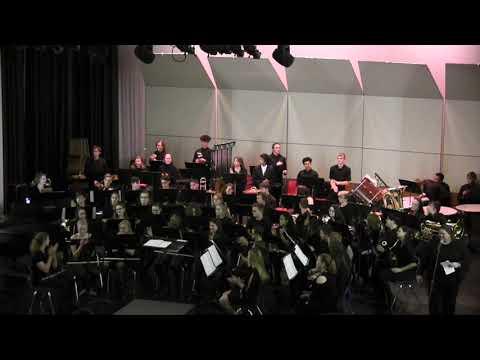 2019 Atchison High School Winter Concert