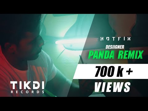 GAANJA | New Hindi Rap 2019 | HOTFIX | CANFUSE | WEED ANTHEM | DESIIGNER PANDA